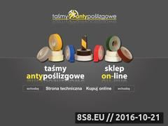 Miniaturka domeny tasmy-antyposlizgowe.pl