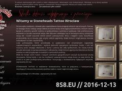 Miniaturka domeny tattoo.wroclaw.pl