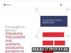Miniaturka taxhelp.pl (Biuro rozliczeń zagranicznych)