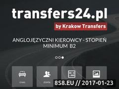 Miniaturka domeny www.taxi-travel.pl