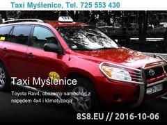 Miniaturka domeny taxi.myslenice.pl