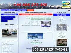 Miniaturka domeny www.taxibalice.pl
