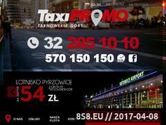 Miniaturka www.taxipromo.pl (Korporacja taxi)