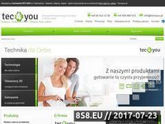 Miniaturka domeny www.tec4you.pl