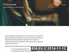 Miniaturka domeny tech-instal.olsztyn.pl