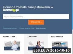 Miniaturka domeny www.tech-led.pl