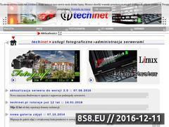 Miniaturka domeny www.techinet.pl