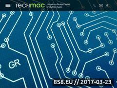 Miniaturka domeny techmac.pl