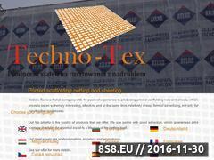 Miniaturka domeny www.techno-tex.eu
