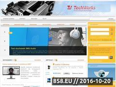 Miniaturka domeny techworks.pl