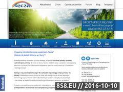 Miniaturka domeny www.teczacpt.pl
