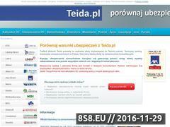 Miniaturka domeny www.teida.pl
