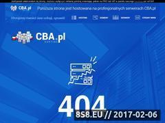 Miniaturka domeny tekno.cba.pl
