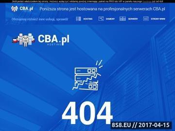 Zrzut strony Usługi elektryczne w Warszawie i okolicy