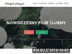 Miniaturka domeny www.teledysk-slubny.pl