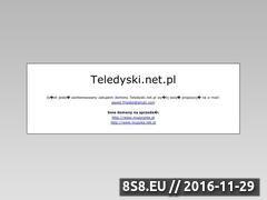 Miniaturka domeny www.teledyski.net.pl
