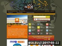 Miniaturka domeny www.telewizja.internetowa.online.ooj.pl
