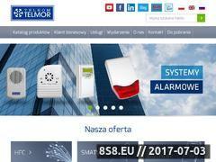 Miniaturka telmor.pl (Stacja czołowa)