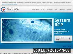 Miniaturka domeny telsatrcp.pl