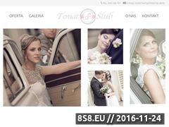 Miniaturka Usługi z zakresu fotografii ślubnej (tematslub.pl)