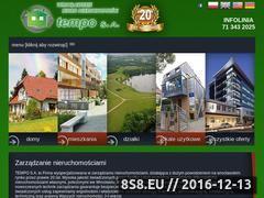 Miniaturka domeny www.tempo.wroc.pl