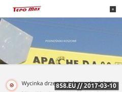 Miniaturka domeny tepo-max.pl