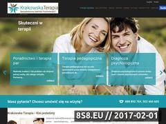 Miniaturka domeny terapeuta-krakow.pl