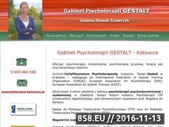 Miniaturka domeny www.terapia-katowice.pl