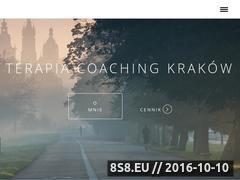 Miniaturka www.terapiacoaching.pl (Terapia, pomoc w kryzysie oraz wsparcie)