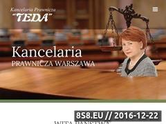 Miniaturka domeny www.teresaloga.pl