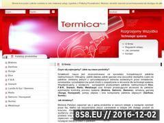 Miniaturka domeny termicaplus.pl