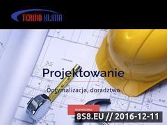 Miniaturka domeny www.termoklima.pl
