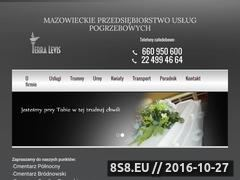 Miniaturka domeny www.terralevis.pl