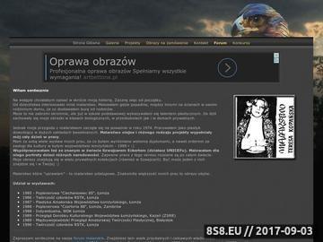 Zrzut strony Forum - Malarstwo Teresy Kopańskiej