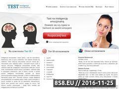 Miniaturka domeny www.test-inteligencji-emocjonalnej.pl