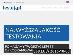 Miniaturka domeny testuj.pl