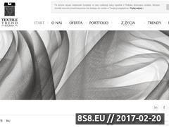 Miniaturka domeny textile-trend.com