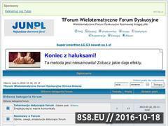 Miniaturka domeny www.tforum.jun.pl