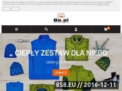 Miniaturka domeny thenorthface.8a.pl