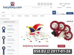 Miniaturka domeny therios.com.pl