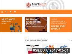 Miniaturka domeny time4seo.pl