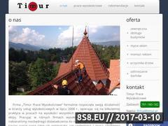 Miniaturka domeny timur.pl