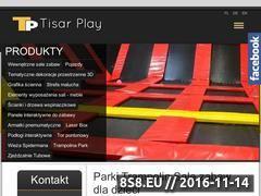 Miniaturka domeny tisarplay.pl