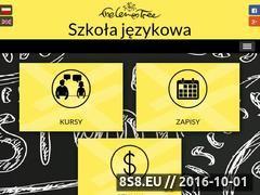 Miniaturka domeny www.tlt.com.pl