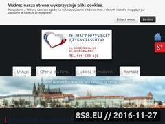 Miniaturka domeny www.tlumaczczeskiego.warszawa.pl