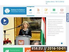 Miniaturka domeny tlumaczenia-konferencje.pl