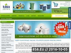 Miniaturka domeny www.tmkserwis.pl