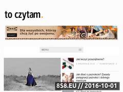 Miniaturka toczytam.pl (Felietony, artykuły, poradniki i informacje)
