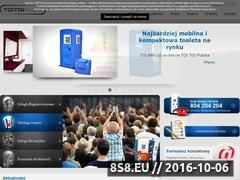 Miniaturka domeny toitoi.pl
