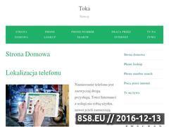 Miniaturka domeny www.toka.net.pl